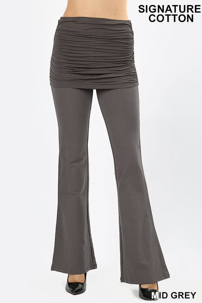 a34cbc97d7cde ... Corie Skirted Yoga Pants - Northern Wonder Boutique ...