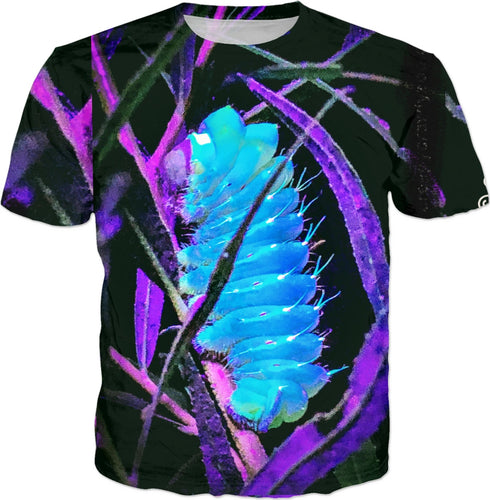ULTRAVIOLET POLY T-SHIRT