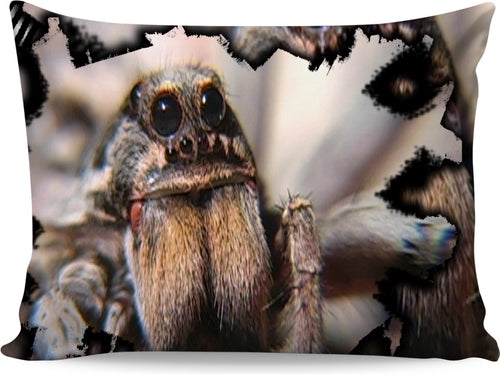 WOLF SPIDER PILLOWCASE