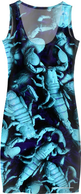 UV SCORPION II SIMPLE DRESS