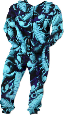 UV SCORPION II ONESIE