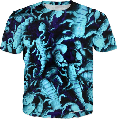 UV SCORPION II KIDS T-SHIRT