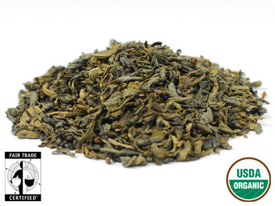 Organic Clouds and Mist (Lu Shan Yun Wu) Green Tea