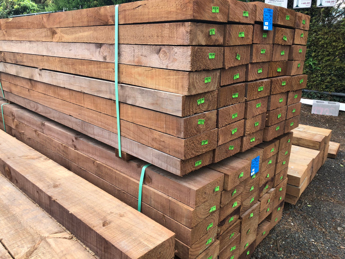 Trustwood Sleepers 200x75mm 2.4m