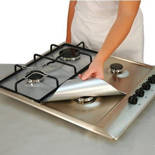REUSABLE GAS STOVE PROTECTORS
