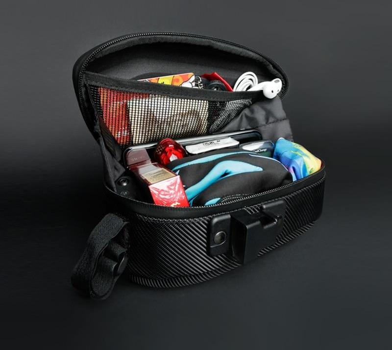 WATERPROOF BICYCLE SADDLE BAG