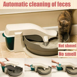 AUTOMATIC CAT POTTY CLEANER