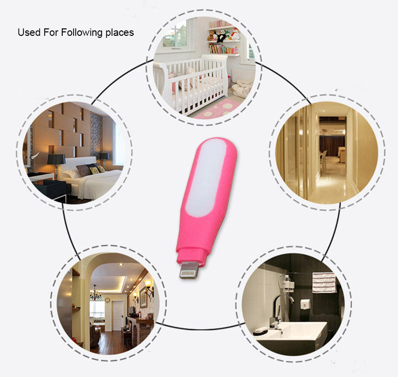 COMPACT USB SELFIE LED LIGHT