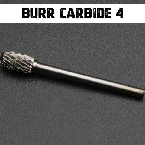Premium Tungsten Steel Carbide Rotary Burr Set
