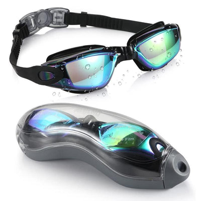 Swimming Supplies Waterproof Anti-fog Goggles