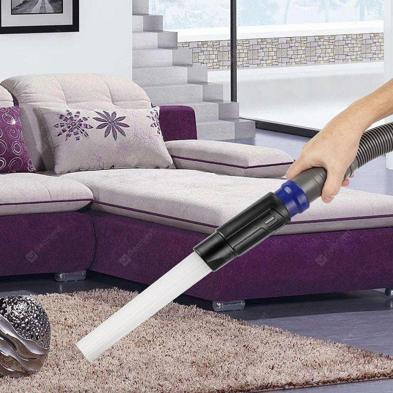 Dust Daddy Dust Brush Universal Strong Suction Vacuum Cleaner