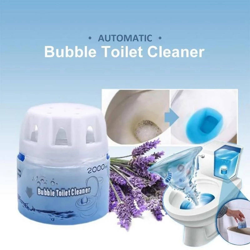 Magic Automatic Bubble Toilet Cleaner