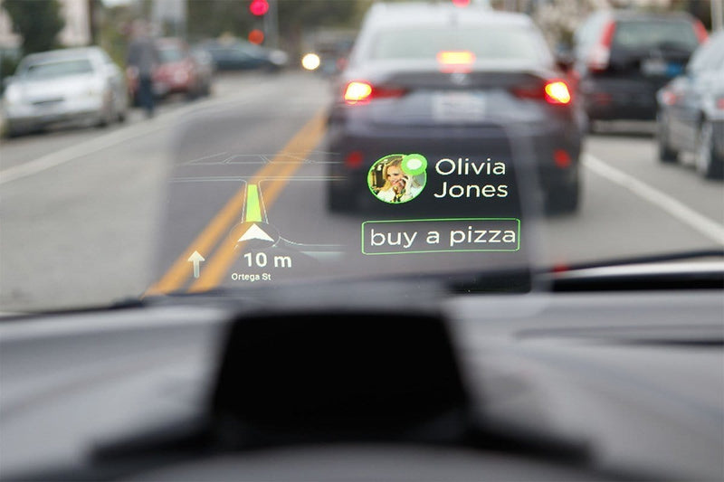(Last day promotion-50% OFF) HUDWAY Drive - The best head-up display for any car