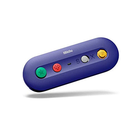 8Bitdo Gbros Wireless Adapter for Nintendo Switch (Works with Wired Gamecube & Classic Edition Controllers) - Nintendo Switch