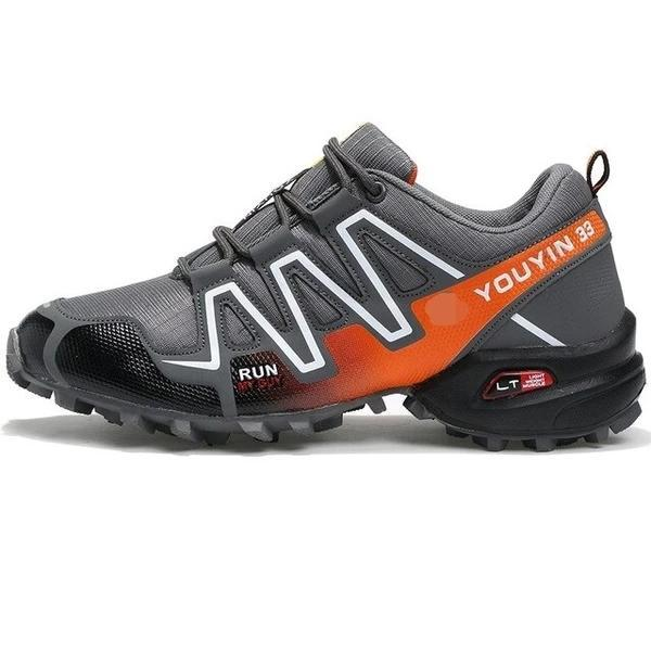 Men Comfortable Breathable Non-slip Sneaker Wear-Resistant Hiking Shoes(BUY 2 FREE SHIPPING AND SAVE $7,BUY 3 SAVE $11)
