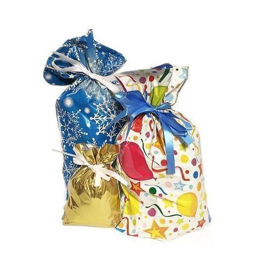 Drawstring Christmas Gift Bags(15PCS)--BUY TWO FREE SHIPPING