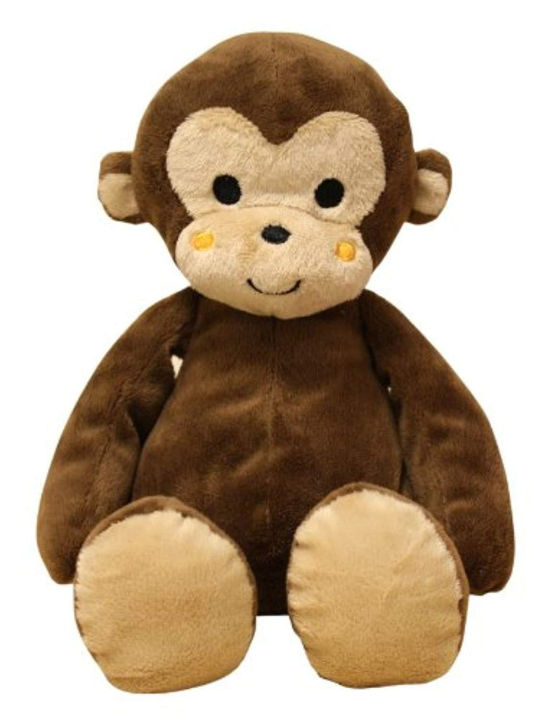 Bedtime Originals Plush Monkey Ollie, Brown