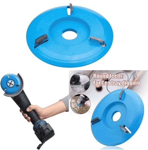 (🔥BUY 2 FREE SHIPPING🔥) POWERPLANE WOOD CARVING DISC
