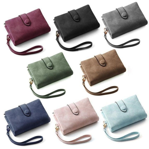 Women's Tri-Fold Wallet - 50% OFF TODAY - 【BUY 2 GET FREE SHIPPING!!】