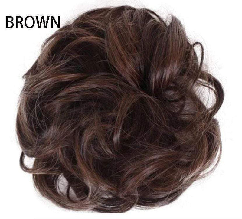 50% OFF-Rose Bun