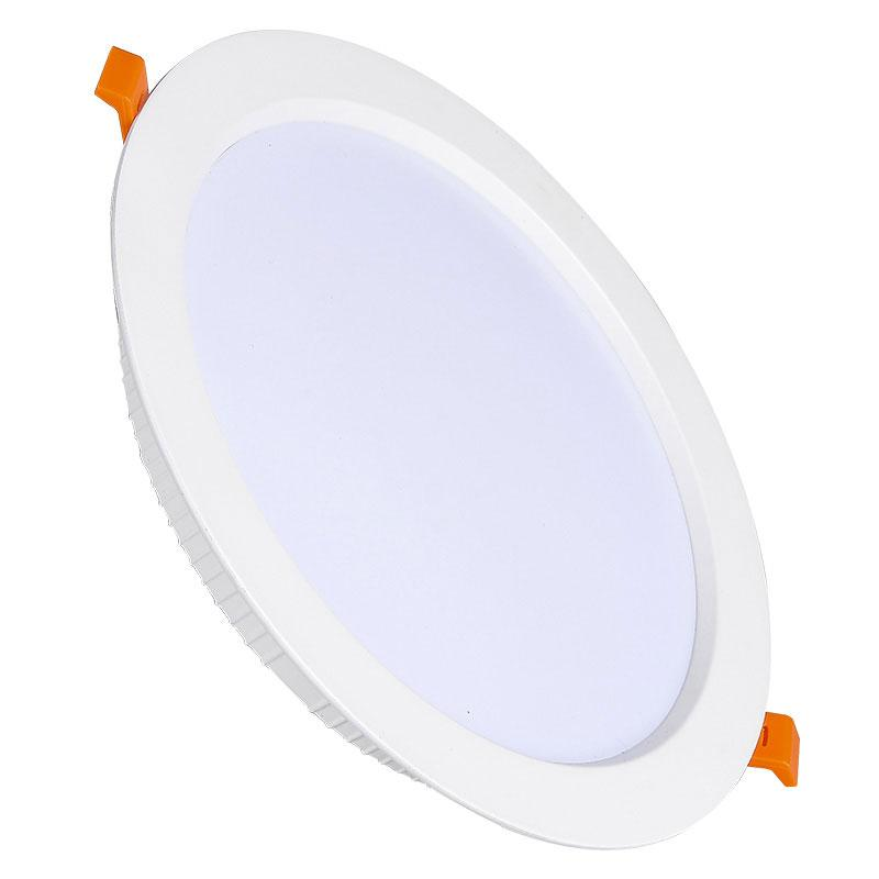 CRI>80 LED Downlight 3W 5W 7W 9W 12W 15W Thick aluminum Recessed LED Spot Lighting  Bedroom Kitchen Indoor led down light lamp