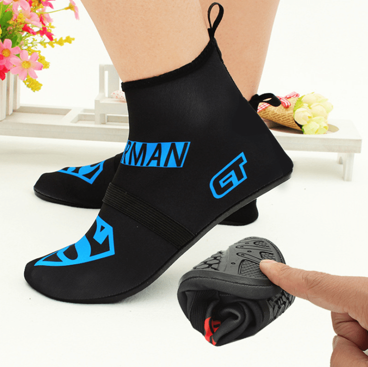 High-top men and women sports beach shoes