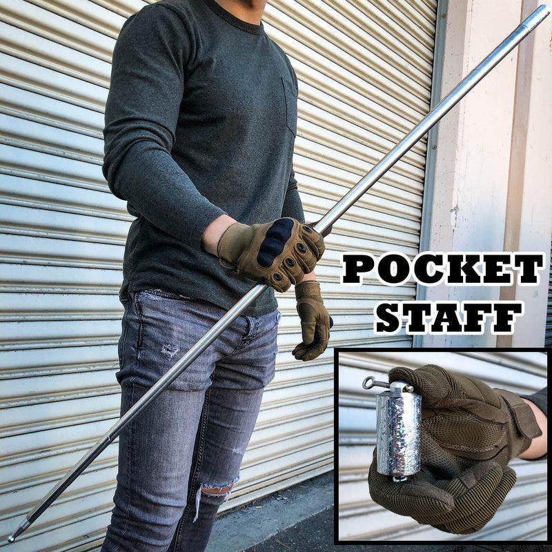 (50% OFF TODAY) Pocket Staff