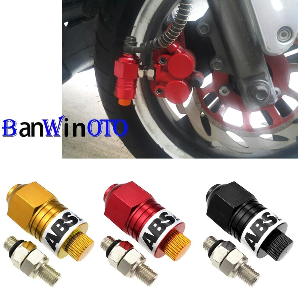 Motorcycle ABS 10mm Anti-locked Braking System  Brake Caliper   Assist System  Dirt Pit Bike ATV Quad Go Kart GY6 Scooter ABS