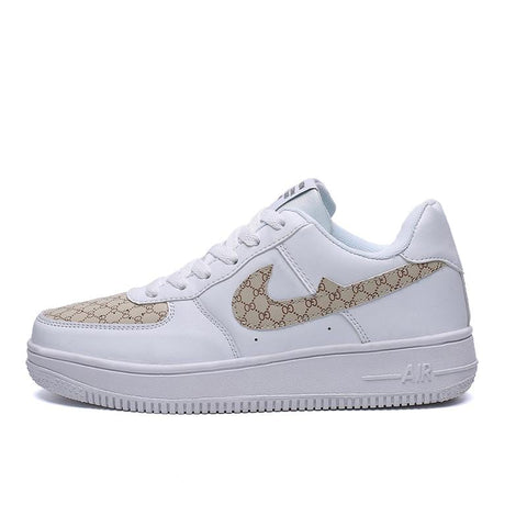New Air Force One Pair of Sneakers for Men and Women Skateboard Shoes Light and Comfortable Zapatillas Hombre