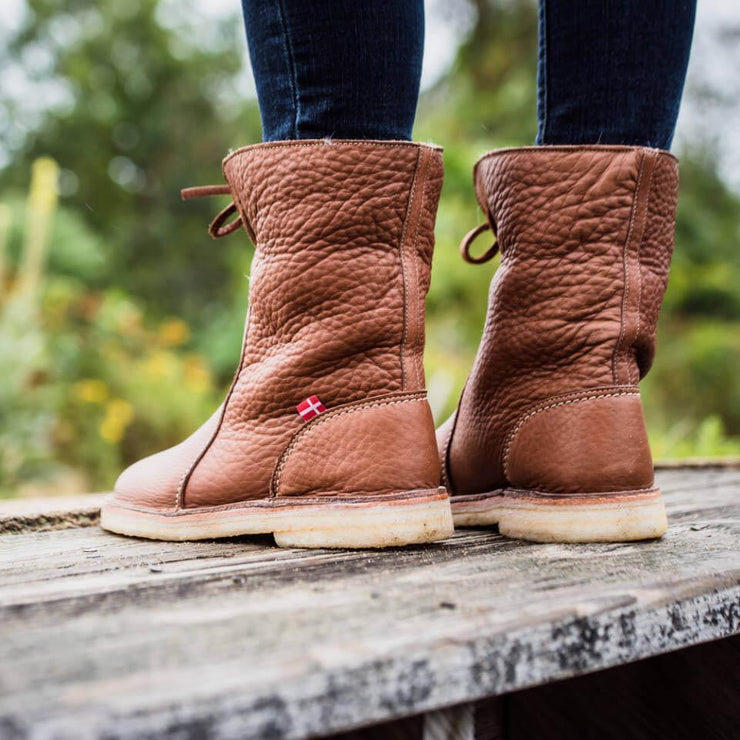 Holilychic Women Round Toe Mid-Calf Boots(🔥FREE SHIPING TODAY🔥)
