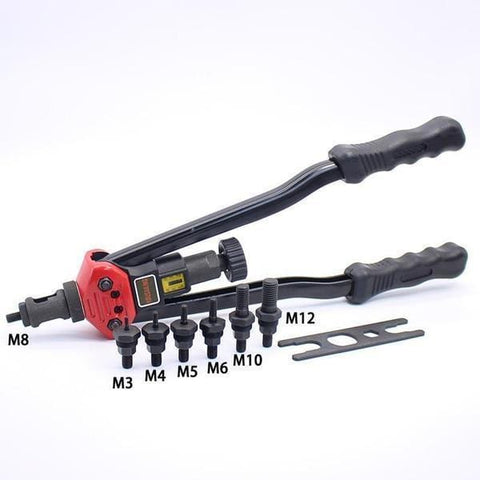 Auto Riveting Tool (Choose the M8 or M12)
