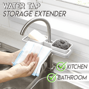 (BUY 1 ONLY $14.99, BUY 2 ONLY $19.99!!) Water Tap Storage Extender