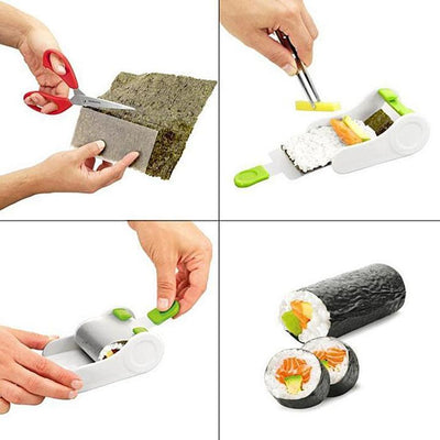 Easy meat rolls and sushi tools are suitable for parties and home kitchens