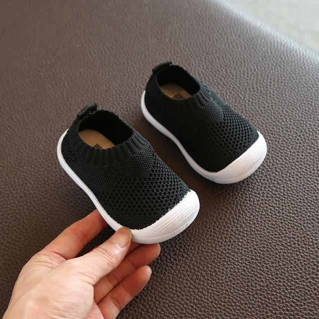 PrimeComfort Mesh Baby Shoes