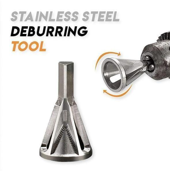 (Last Day Promotion-50% OFF)Stainless Steel Deburring Tool