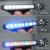 Wind Energy, No Need Power Supply, Car Running Lights 8 LED ( BUY 1 TAKE 1 FREE )