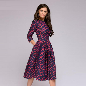 2018 Fashionable Women Dresses collection - Elegant Vintage Dresses