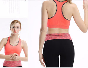 2018 Fashionable Women Yoga Gear collection - Quick-drying Yoga sports bras