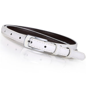 2018 Fashionable Women Belts collection - Thin Belts
