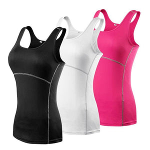 2018 Fashionable Women Yoga Gear collection - Sexy Sleeveless Yoga tops