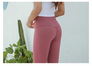 2018 Fashionable Women Yoga Gear collection - Super Soft Hip Up Yoga Fitness Pants
