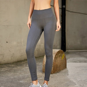 2018 Fashionable Women Yoga Gear collection - High Elasticity High Waist Yoga Pants