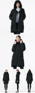 2018 Fashionable Women Coats & Jackets collection - Thick Women Winter Hooded Women Parkas