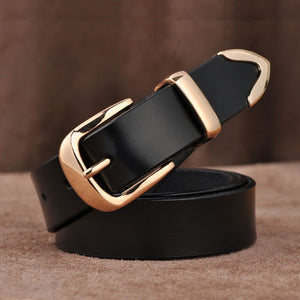 2018 Fashionable Women Belts collection - Genuine leather belts