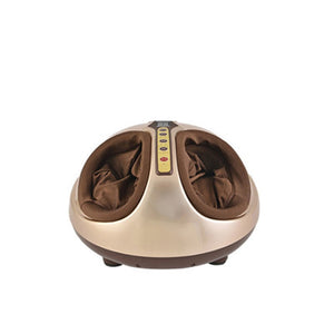 Foot airbag massager with remote
