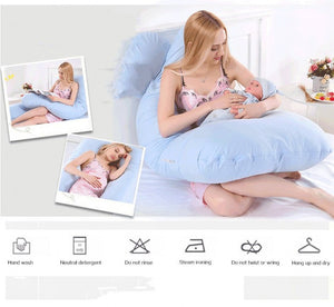 U Shape maternity and side sleepers pillows