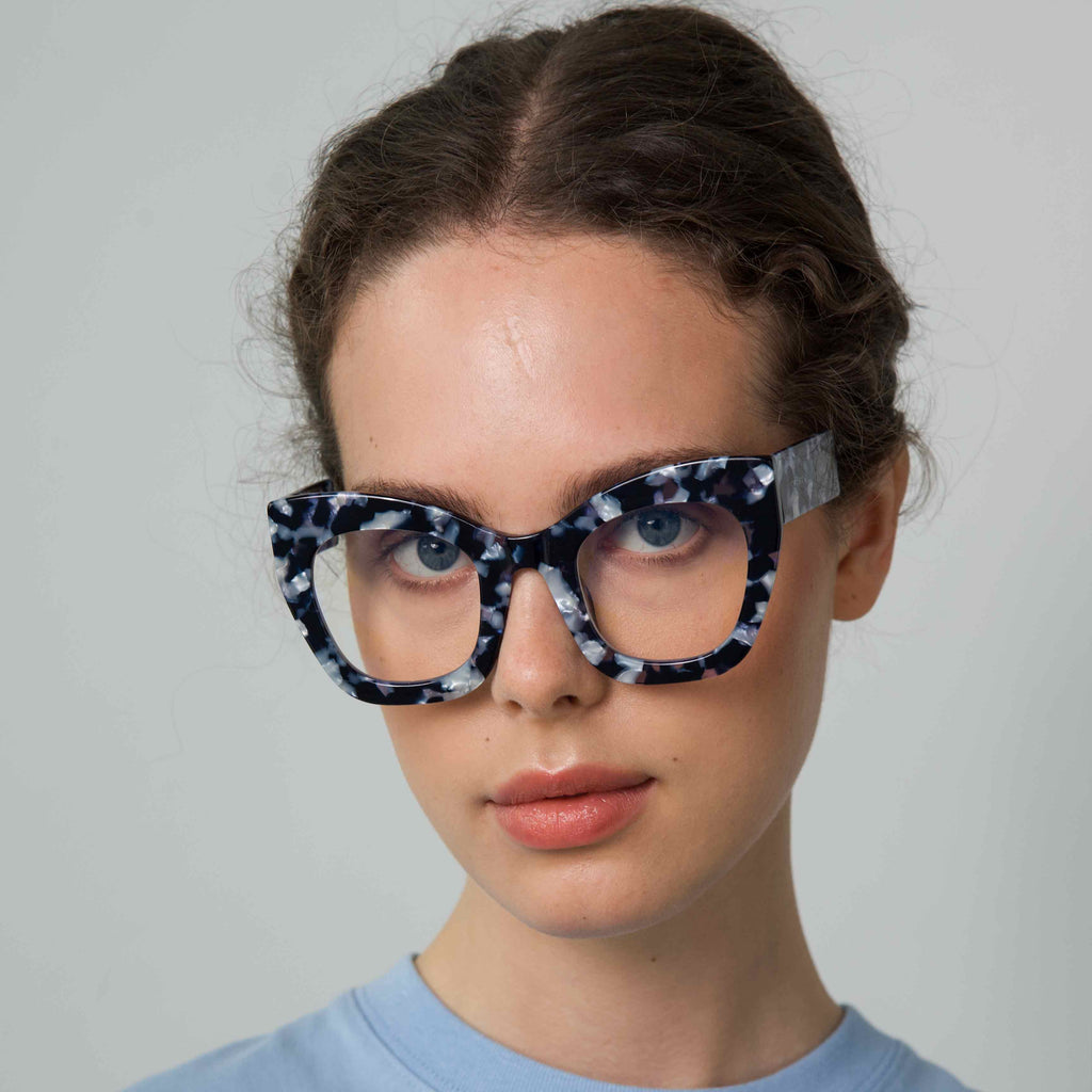 AMBITIOUS Blue Marble Computer Glasses