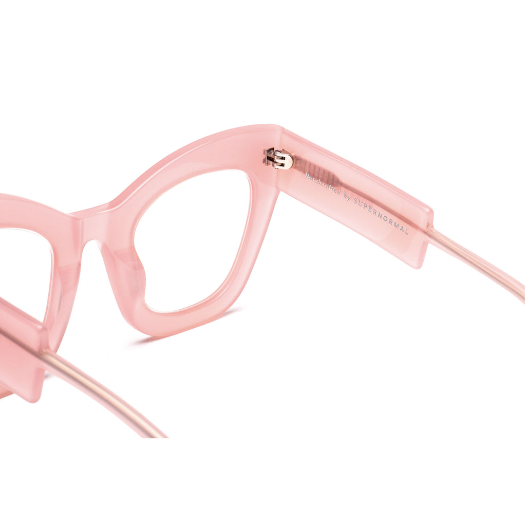 AMBITIOUS Pink Computer Glasses