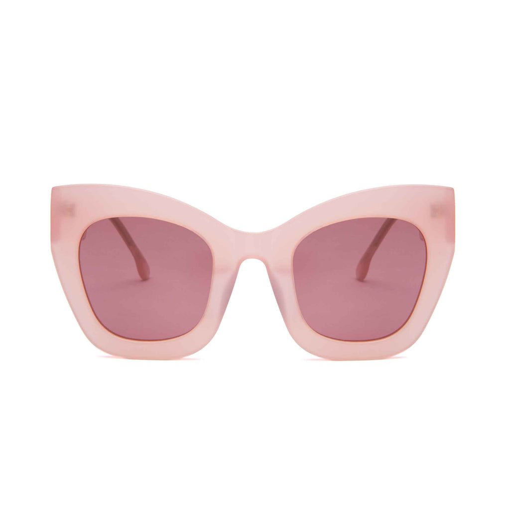 AMBITIOUS Pink frame + Rose lenses
