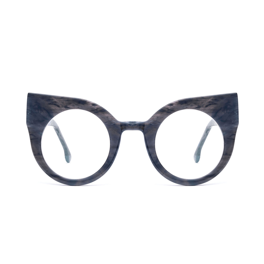 CURIOUS Grey Computer Glasses